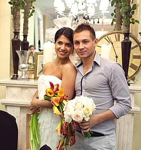 В Студии цветов ROSCA состоялось Свадебное биеннале