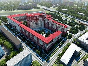 Апартаменты в МФК «Маршал» к Новому году дешевле на 10 %