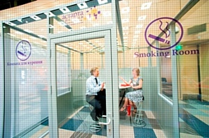 Бизнесмены противостоят запретам на курение