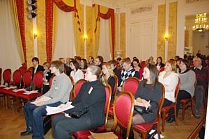 Первый в 2011 году семинар для клиентов от Molinos.Ru