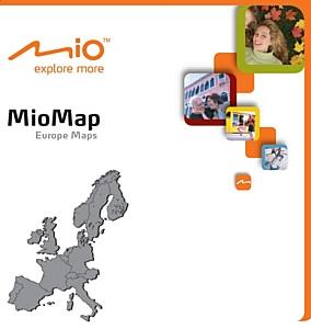Исследуй Европу вместе с Mio