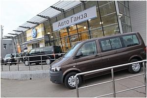 Авто Ганза – лидер по продажам коммерческих Volkswagen