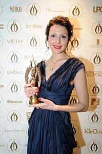 """Событие года в индустрии красоты – """"Национальный приз 2011"""""""