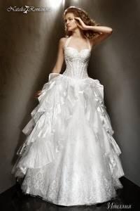 Столичный свадебный салон «Ливадия» сообщает о сотрудничестве с Натальей Романовой.