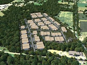 Тебодин и «Загородный Проект» подписали договор о проектировании инженерных сетей в Технопарке «М4»