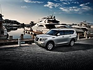 Nissan Patrol – подчеркните свои возможности! Эксклюзивные условия покупки в Автоцентре «ОВОД»