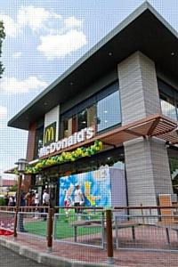 NobletMedia CIS организовал церемонию открытия МакДональдз в Симферополе