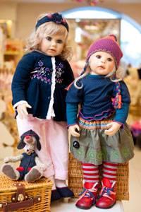 Мастер-класс по изготовлению кукол от легендарной Sonja Hartmann в Детской Галерее «Якиманка»