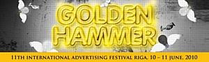 В Риге «Восход» наградили серебряным Золотым молотком