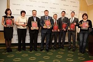 7 компаний-революционеров получили премию «Бизнес-прорыв-2010»