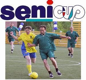 Международный турнир «Seni Cup 2010» пройдет в июне под Минском