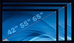 Крупноформатные ЖК-панели iiyama ProLite L4260S, L5560S, L6560S, T4260MTS, T5560MTS, T6560MTS