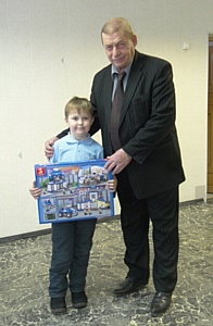 """Энергетики ЕАО подвели итоги конкурса детского рисунка """"Свет в каждый дом"""""""