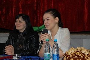 Алина Гросу продолжает участие в социальной акции «Звезды против детской жесткости»