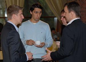 Партнерский форум LG Electronics 2010