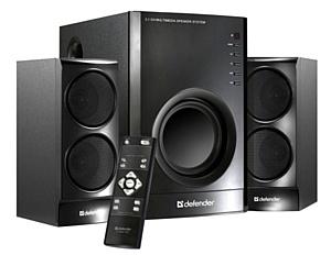 Defender представил мощную акустическую систему Avante X55