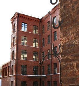 KR Properties возрождает музей текстильной фабрики