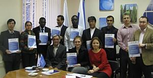 В МЦУЭР состоялась церемония закрытия четвертого этапа международной образовательной программы  ЮНЕСКО-МЦУЭР