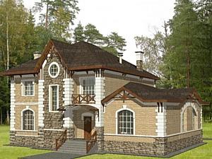 Внимание к деталям на «АРХ Москва 2011» характерно и для российских компаний – Монтос Дом