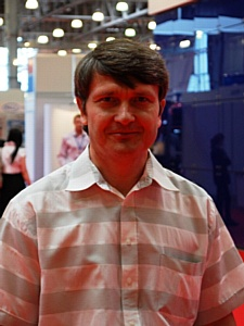 «МАТИ» презентовал свои разработки на выставке «HeliRussia 2011»