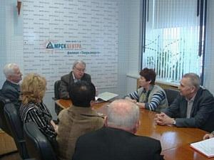 В филиале ОАО «МРСК Центра» - «Тверьэнерго» состоялось заседание Совета ветеранов