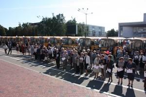 Школьные автобусы Орловской области под контролем системы ГЛОНАСС