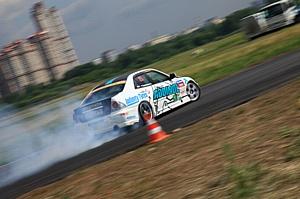 Состоялся третий этап МегаФон-Российская Дрифт Серия 2011