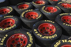 Goodyear и NASCAR: семьдесят лет вместе