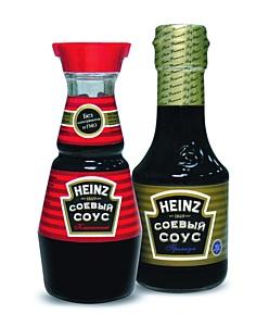 Heinz представил новые соевые соусы