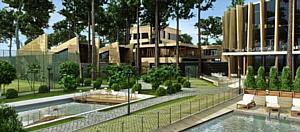 Rastorguevo Village