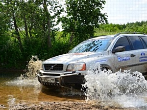 Автокомпания AVTERRA помогла отыскать чистую воду
