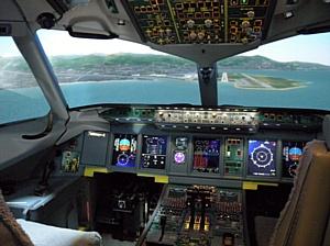 Комплексный пилотажный тренажер самолета SSJ100 готов к проведению обучения в Жуковском