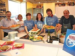 Конкурс кулинаров-любителей в Санкт-Петербурге