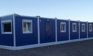 Продолжается реализация проекта «Газпрома» на Штокманском месторождении – возведено модульное здание Elmaco