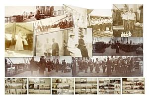 Коллекцию фотографий императорской семьи Романовых выставят на торги в Москве