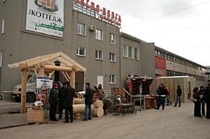 II межрегиональная выставка «ВАШ коттедж». Одновременно будет работать ярмарка «Дачный сезон-2010»