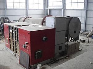 На Рошальском заводе пластификаторов заканчивается сборка комплекса для сжигания отходов