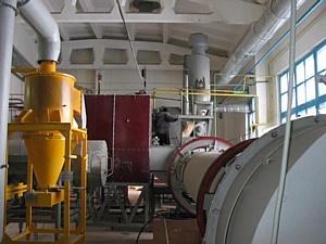 Инсинератор ИН-50 уничтожит отходы Рошалького завода пластификаторов