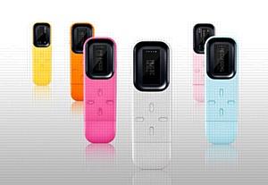 Аудиоплеер iriver T8 заиграл новыми цветами