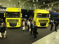VH-DAF Moscow. «ComTrans 2011».