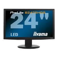 Спектр возможностей. Новые мониторы iiyama ProLite B2475HDS-1 и ProLite Е2475HDS-1