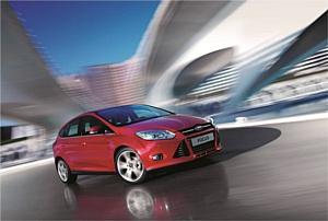 Выгода 20% при установке дневных ходовых огней на Ford Focus III