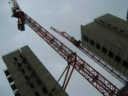 Госстат Украины констатирует рост объемов строительных работ