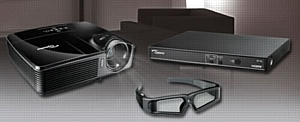 Предновогодний 3D фейерверк Optoma - шесть новых 3D проекторов уже появились в России и ожидается еще одна HI-END модель