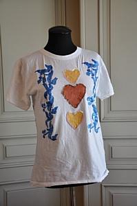 Lena Vasilyeva: сезон весна-лето 2010 –  в моде футболки из Торжка