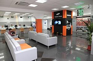 Samsung Service устанавливает новые стандарты качества обслуживания покупателей