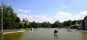 DuPont™ Typar® на защите Городского парка в Будапеште