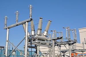 МЭС Юга завершили монтаж коммутационного оборудования на строящейся подстанции 110 кВ Временная в Сочинском регионе