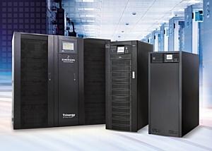 Emerson Network Power представляет унифицированную линейку устройств питания переменного тока для региона EMEA
