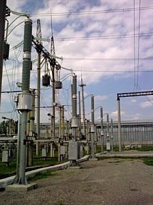 МЭС Юга установили новые трансформаторы напряжения на подстанции 330 кВ Моздок в Республике Северная Осетия - Алания